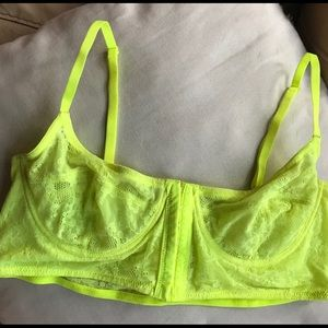 Free People Underwire Bralette